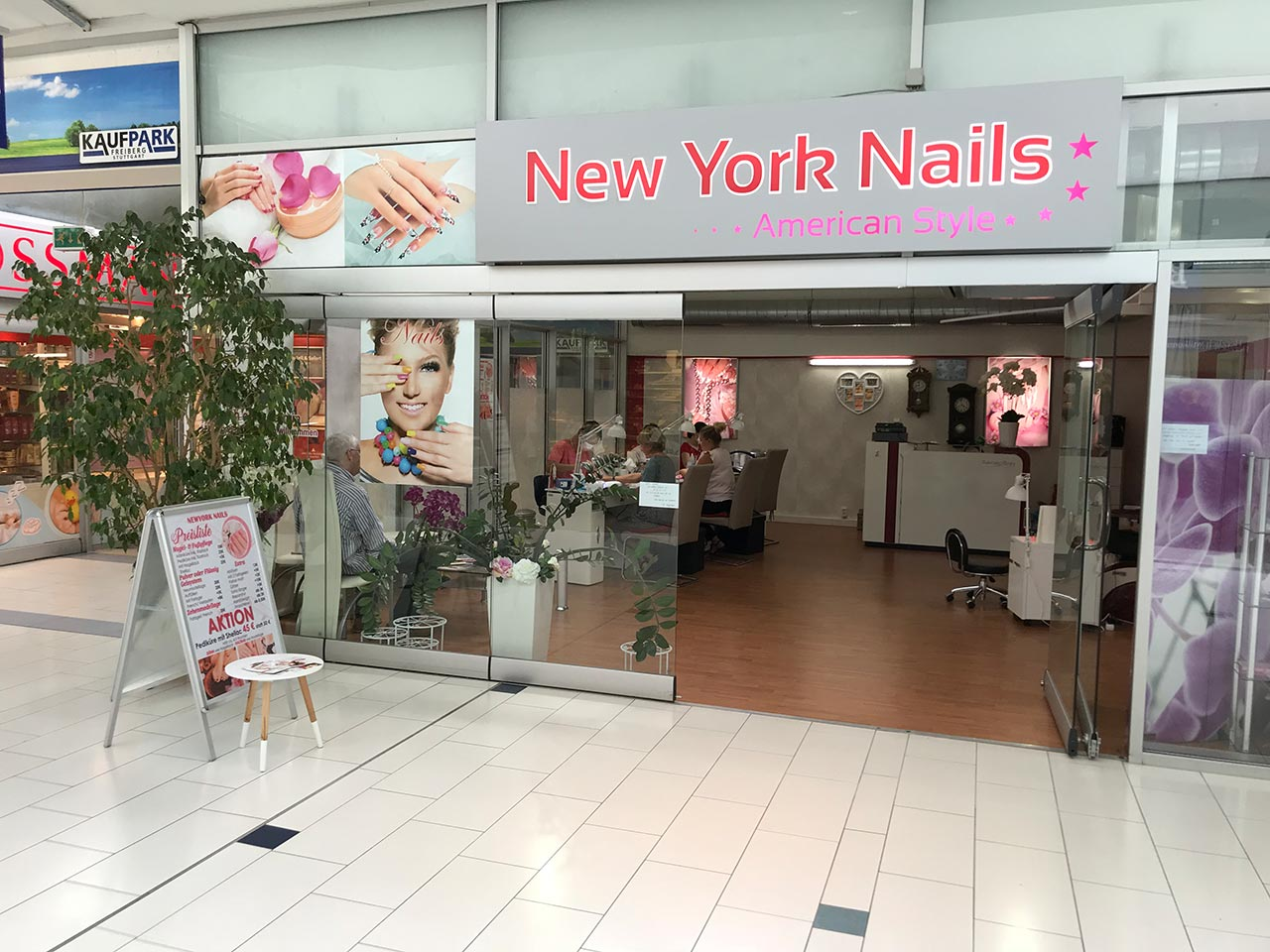 NEWYORK NAILS - American Style