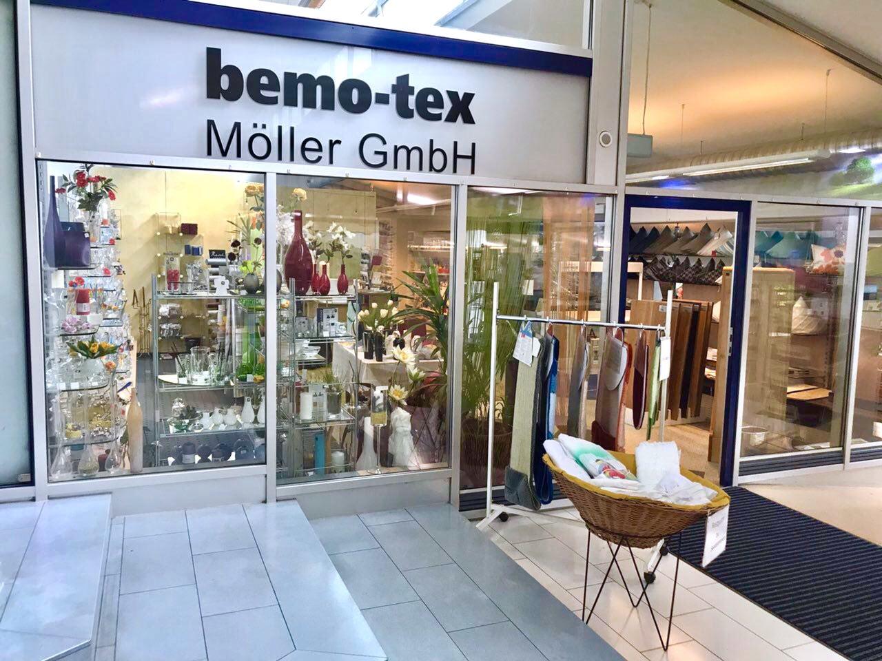 bemo-tex Möller GmbH, Raumausstattung, Farbe und Heimtex