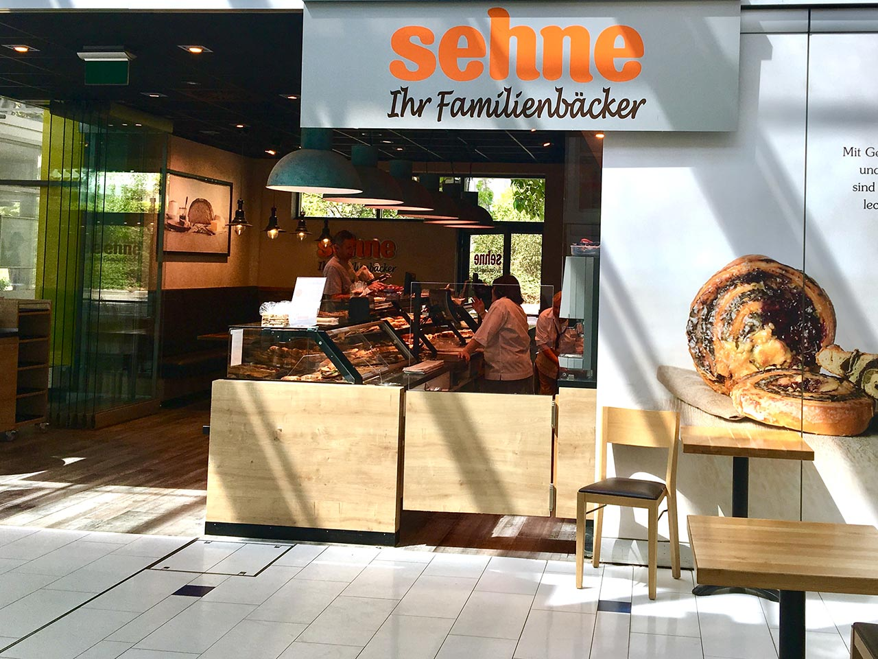 Bäckerei Sehne - Ihr Familienbäcker