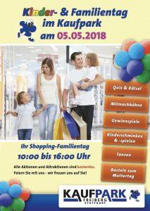 Plakat Kinder- und Familientag am 05.05.2018