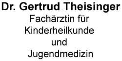 Dr. Gertrud Theisinger - Kinder- und Jugend-Fachärztin
