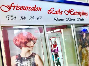 Laila Hairstyling