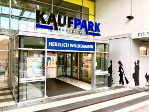 Kaufpark-Freiberg Aussenansicht