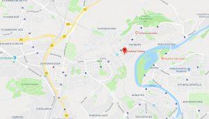 Karte-Kaufpark-Freiberg