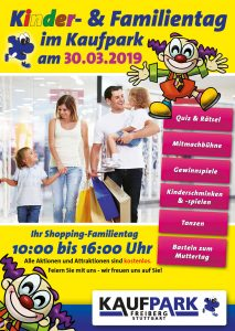 Plakat Kinder-und-Familientag 2019