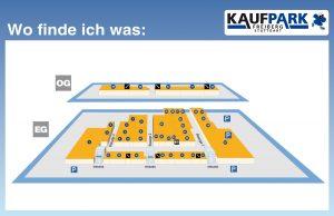 3-D-Plan Kaufpark Freiberg