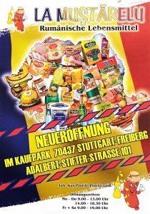 La Mustarelu - Rumänische Lebensmittel Stuttgart