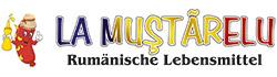 Logo Mustarelu - Rumänische Lebensmittel Stuttgart