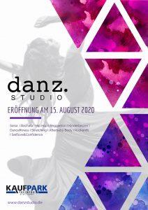 danz.studio-Flyer 1