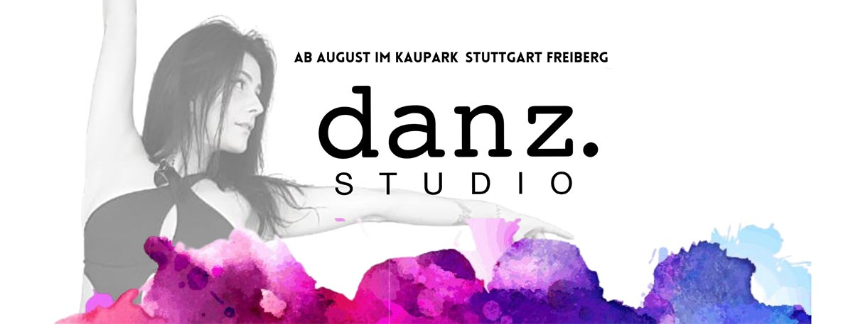 danz.studio Header
